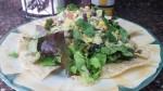 Chicken and Black Bean Avocado Salad