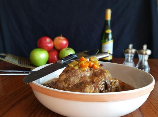 Apple Glazed Pork
