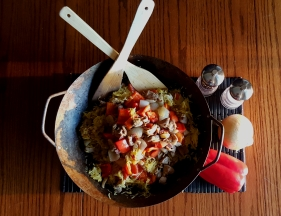 Smokey Mexican Stir Fry
