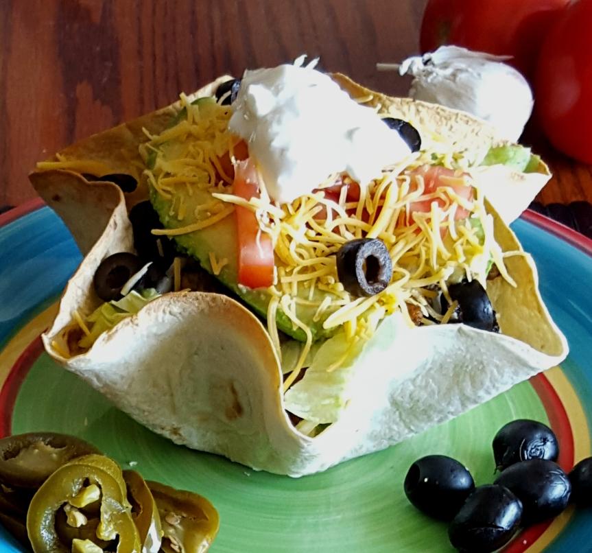 Taco Salad Shells