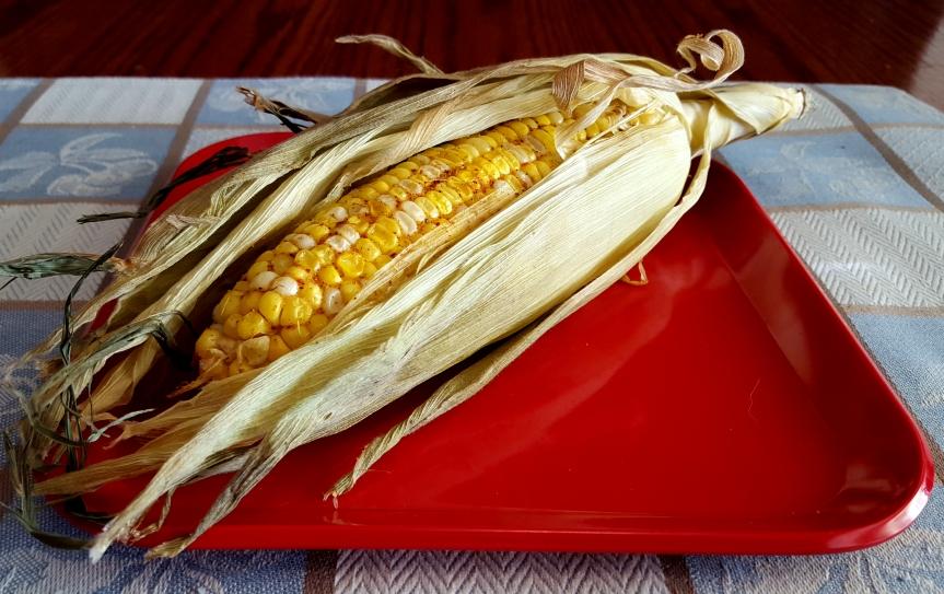 Baked Corn