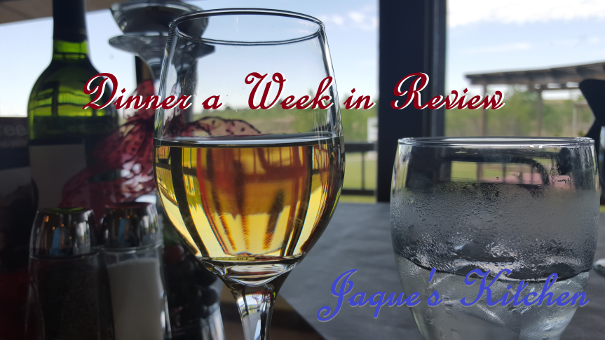 A week in review – #recipes in our#menu