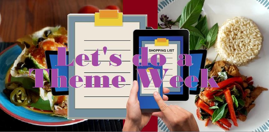Do you think 'Theme Weeks' would befun?