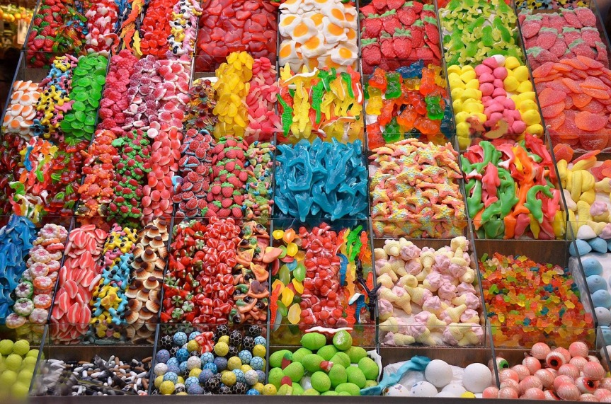 Children who eat candy tend to weigh less than those who don't. REALY??? #healthyliving