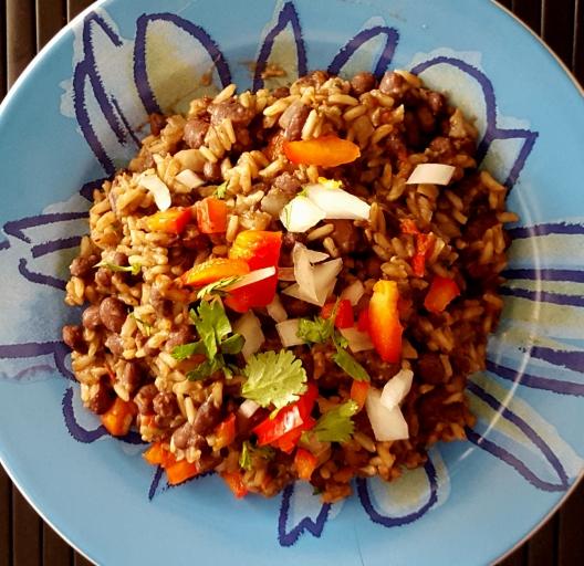 Gallo Pinto Rice