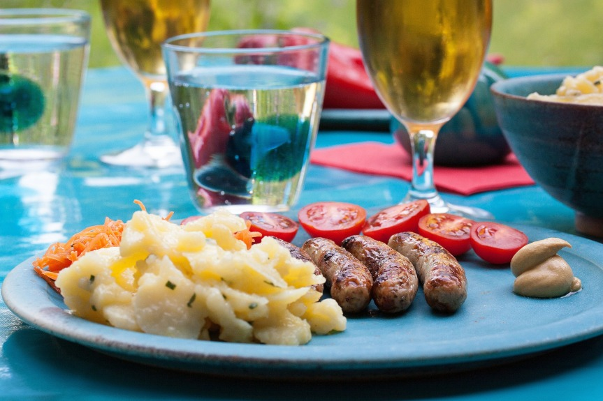 Don't forget the Sides – Grilling Tips#barbecue