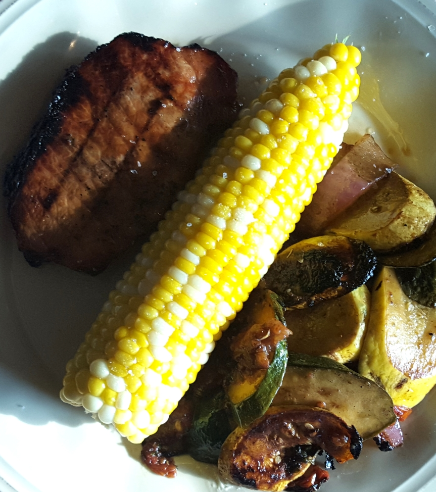 Guess #whatsfordinner tonight 6/14/2016#barbecue